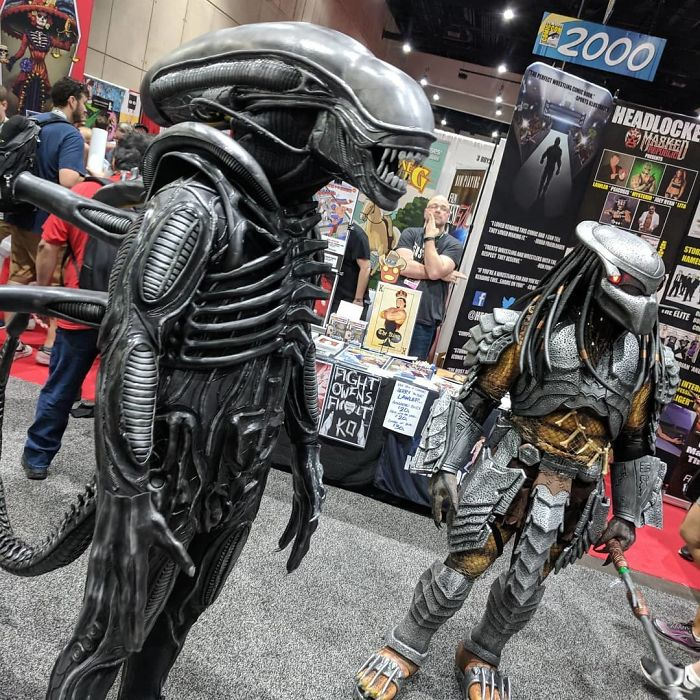 Best Cosplays From San Diego Comic-Con 2018