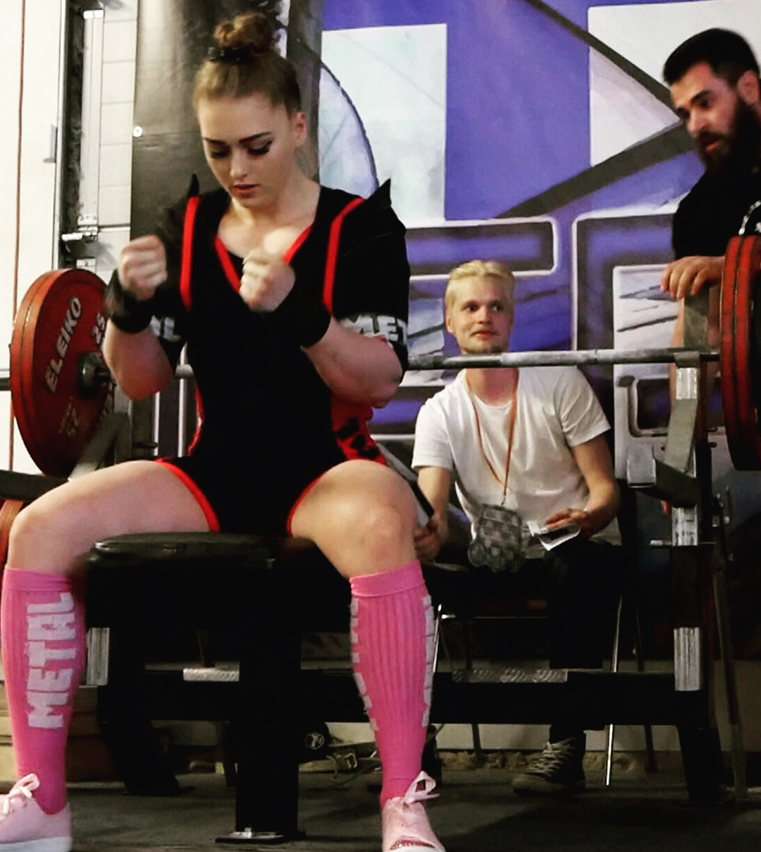 Meet Julia Vins, A Real Life Barbie With A Weight Lifter's Body