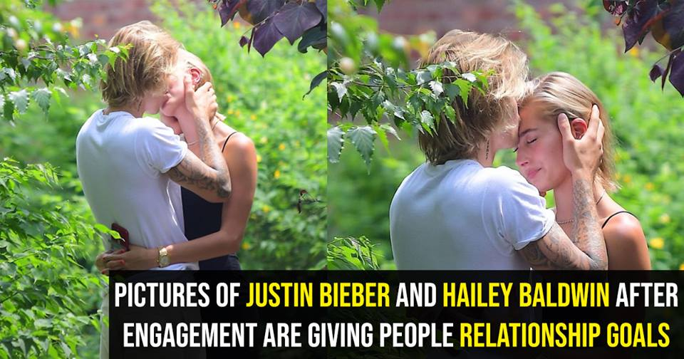 These Pictures Of Hailey Baldwin And Justin Bieber Are Giving People Relationship Goals! -