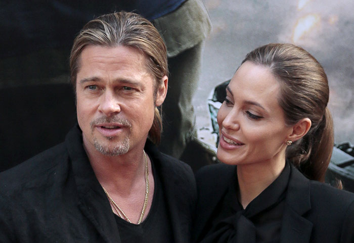 Twitter's Just Realized How Brad Pitt Always Looks Like His Girlfriends, And We Can't Unsee It Now