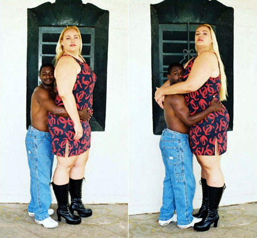 These Perfectly Mismatched Couples Prove That Love Is Blind!
