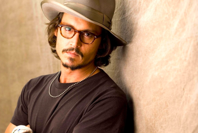 Johnny Depp recent pictures