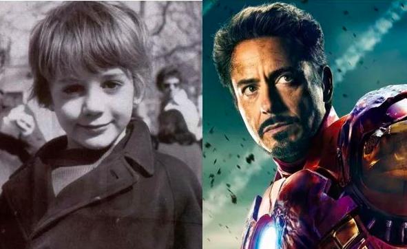 when Avengers Were Just Little