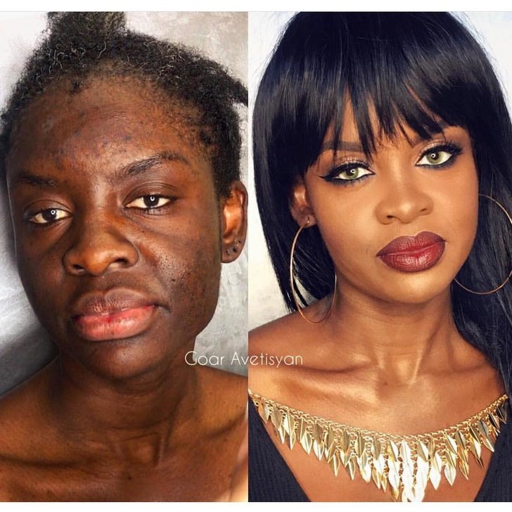 Talented Makeup Artist Transformations