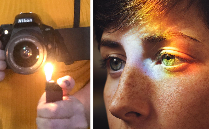 amazing photoshoot tricks