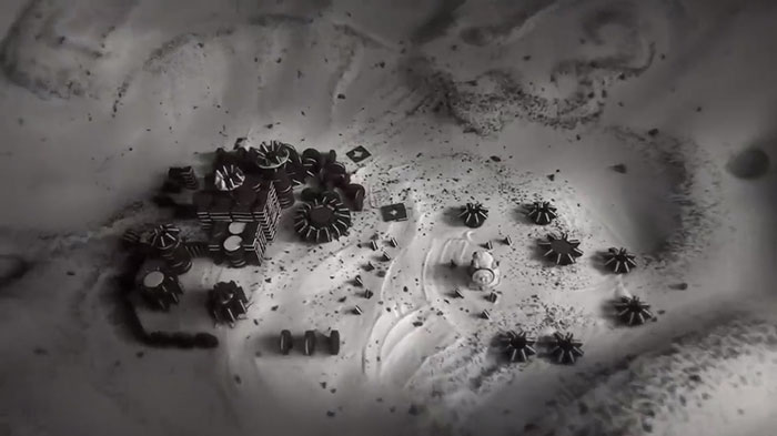 Opening Credits of GOT by Oreo