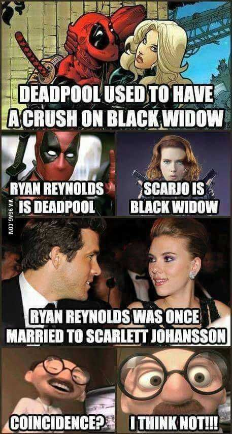 Hilarious Black Widow Memes