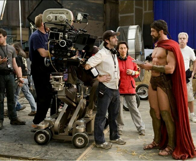 behind the scenes of your favourite movies