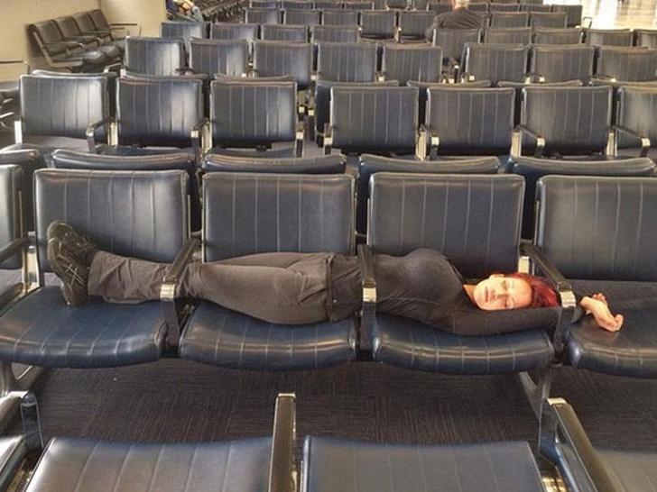Stories at airports