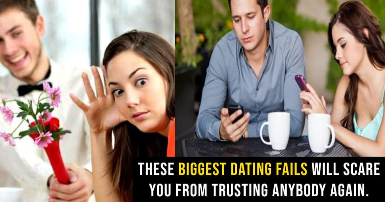 Best dating fails