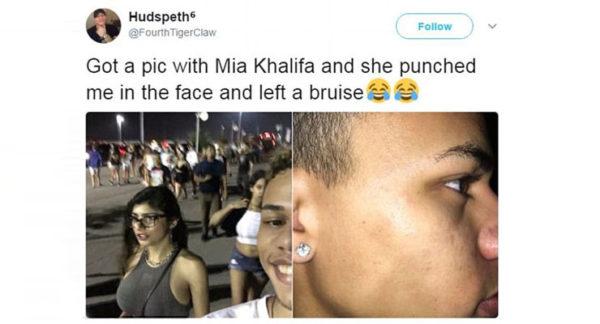 Reasons to Love Mia Khalifa