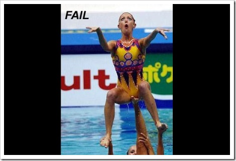 epic fails of women