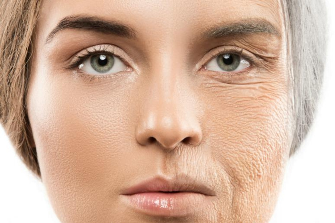 Remove the signs of aging